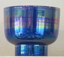Bitossi Ceramiche Vintage Iridescent Vase Antique Signed Mid Century