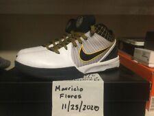 Nike Zoom Kobe IV 4 Protro POP Lakers Sz. 9.5