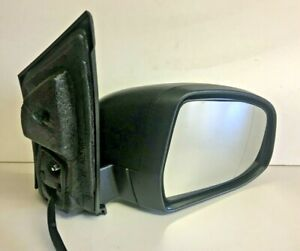 FORD FOCUS 2008-2011 WING DOOR MIRROR ELECTRIC BLACK WITH INDICATOR DRIVERS RIGH