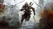 Assassins Creed Poster Length: 800 mm Height: 500 mm  SKU: 1556a
