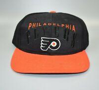 Philadelphia Flyers Twins Enterprise Vintage 90s Men's Snapback Cap Hat - NWT
