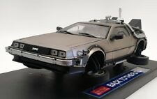 Sun Star 1/18 Scale 2710 - De Lorean Time Machine Back To The Future Part II