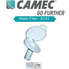 CAMEC 006173 Water Filler Complete - Ac41 Caravan Motorhome Camping RV Trailer