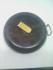 Vintage Tape Measure Roll from 1940-50s , antique Measuring Tape