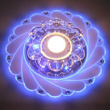 3W Crystal LED Pendant Lamp Ceiling Light Fixture Lighting Chandelier Lights`