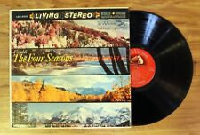 LP Living Stereo: Vivaldi The Four Seasons / Societa Corelli RCA LSC-2424 vinyl