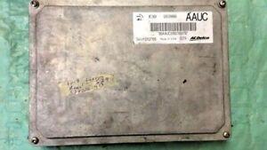 2010-2012 Buick Lacrosse or Regal ecm ecu computer 12639986  **Tested**