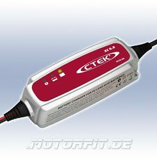 CTEK XC 0.8 - 6V/0,8A Ladegerät - lädt und wartet 6V-Batterien von 1,2-100Ah