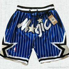 PANTALONCINI/SHORTS ADULTO CON TASCHE-BASKET-NBA-ORLANDO MAGIC-SHAQUILLE O'NEAL