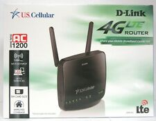 D-Link 4G LTE DWR-961 U.S Cellular High-Speed Wireless Router