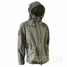 Genuine Austrian Army Goretex Waterproof Alpine Rain Jacket Coat Smock Green