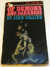 Horror Paperback Books in English Vintage Paperback
