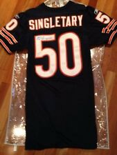 Mike Singletary Signed Authentic Bears Jersey - NFL Reebok