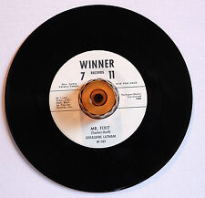 "Single 7"" Geraldine Latham Mr. Fixit Lazy Lover Winner 7 11  REC. M-"