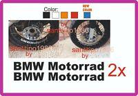ADESIVI STICKERs  BMW R 1200-1150-1250 GS Ruote cerchi  wheels  Avery Dennison