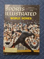 Sports Illustrated World Series Preview Yankees & Braves September 30 1957