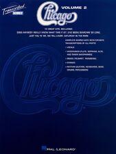 Chicago Transcribed Scores Volume 2 Sheet Music Transcribed Score 000672368