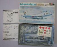 Hasegawa North American Rockwell F 86F Plastik Modell Bausatz 1:72. Japan OVP