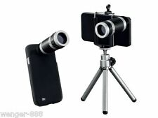 SiverCrest Samsung Galaxy S4 Mini Smart Phone 8 x Zoom Camera Lens Set Tripod