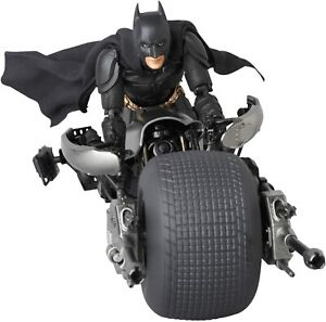 Medicom The Dark Knight Bat-pod Mafex Batman Vehicle HOT Toy F/S From Japan New