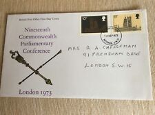 Post Office First Day Cover Nineteenth Commonwealth Parliamentary Conference