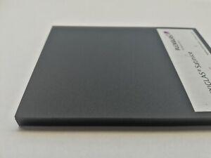 RESTPOSTEN PLEXIGLAS Satinice graphit 9H02 DC ähnlich RAL7024 satiniert 115 €/qm