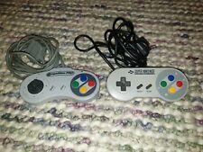 Super Nintendo SNES Controller Joypad Bundle GC
