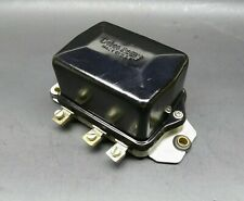 1954 International Truck Voltage Regulator 1954-56 Delco Remy 12VP 1118886