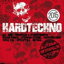 Techno Musik CD Album