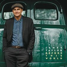 James Taylor Before This World CD+DVD NEW SEALED 2015