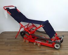 Garaventa Evacu-Trac stair climbing-evacuation wheelchair-user lift, scalamobil