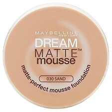 Maybelline Dream Matte Mousse Perfection Foundation SPF 15 18ml 30 Sand 1 Unit