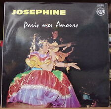 JOSEPHINE BAKER PARIS MES AMOURS FRENCH LP