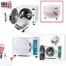 2Type 18L Dental Autoclave Steam Sterilizer Medical sterilizition Lab Equipment