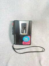 Sony TCM-453V VOR Cassette-Corder Dictation Recorder Player