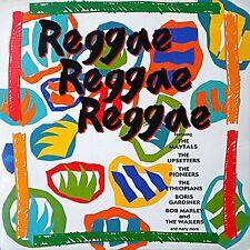 V/A - Reggae Reggae Reggae LP SEALED NEW Maytals Upsetters Pioneers Ethiopians