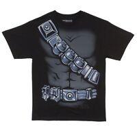 G.I. Joe Snake Eyes I Am Costume Licensed Adult T-Shirt