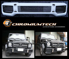 1986-2013 Mercedes W463 G Class AMG G55 G63 Style Front Bumper NEW! JUST IN!