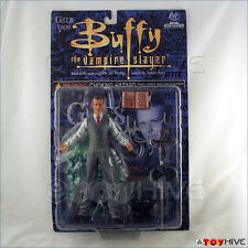 Buffy the Vampire Slayer Giles Moore Action Collectibles signed worn package