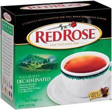 Red Rose Decaf Black Tea