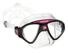 Aqua Lung Micromask Dive Freedive Mask Clear/Pink
