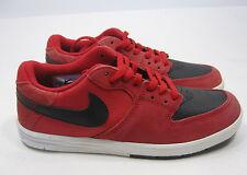 Nike Paul Rodriguez 7 (GS) - 599657-601 rojo / NEGRO TALLA 5