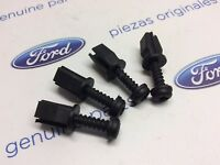 Ford Fiesta MK3/XR/RS New Genuine Ford tailgate trim clips x4