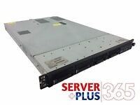 HP ProLiant DL360 G7 4-Bay server, 2x 2.66 GHz 6-Core, 32GB RAM, 2x 146GB 15K