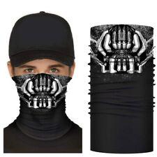Bane Máscara Bandana cuello bufanda máscara facial Polaina Tubo Motorcyle headhandtubeus Barco