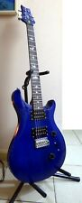 PRS SE Custom 24 in Blue Electric Guitar