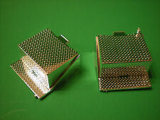 Peterbilt 359 1/25 Rig Semi Truck Tractor chrome battery box boxes diamond plate
