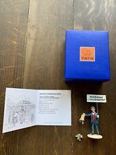 Moulinsart Pixi Tintin - Séraphin Lampion - Carte De Vœux - Neuf