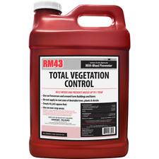 RM43 Total Vegetation Control Weed Killer Preventer Concentrate 2.5 Gal.