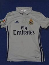 Real Madrid home soccer jersey 2016/17 kids size Small